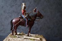 DG22 - Sergeant The 16th Lancers